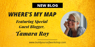 Guest Blog- Where's My Map?