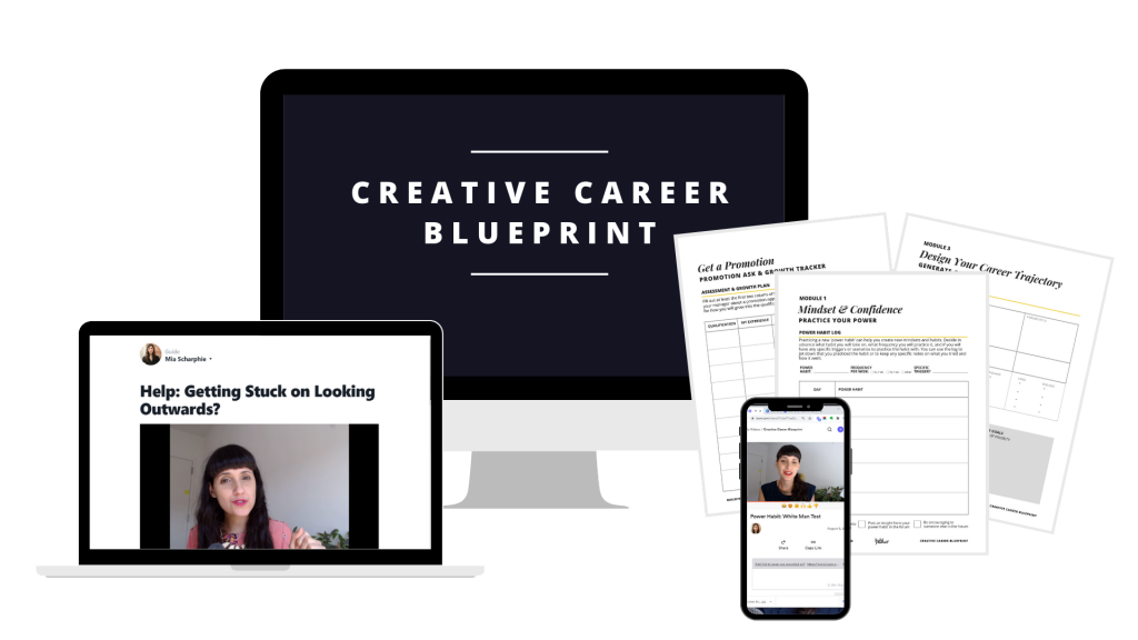 Creative Career Blueprint, Build yourself workshop