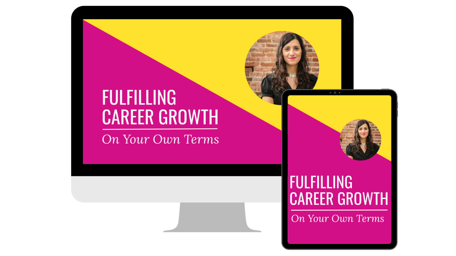 fulfilling career growth on your own terms masterclass